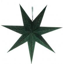 RETLUX RXL 337 hvězda zelená 10LED samet povrch 50003932
