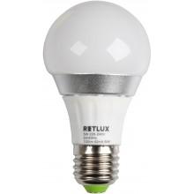 RETLUX REL 1 žárovka LED A60 5W E27 WW 50000988