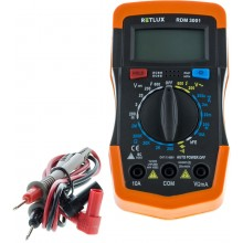 RETLUX RDM 3001 Digitální multimetr 50002704