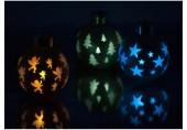RETLUX RXL 54 3LED GLASS BALLS RGB RC vánoční osvětlení koule, 50001811