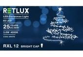RETLUX RXL 12 60LED 6+5M CW Vánoční osvětlení 50001451