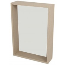 RIWA policové zrcadlo 50x70x15 cm, dub benátský RW514