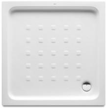 Roca Easy keramická sprchová vanička čtvercová 70 x 70 cm, bílá 7374796000
