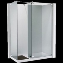 Roca Axis Walk-in sprchový kout 140 × 70 × 200 cm, rohový, pravý 7M313R4712