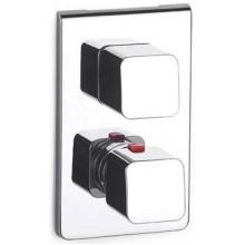 Roca Thesis sprchová termostatická podomítková baterie chrom 75A2950C00