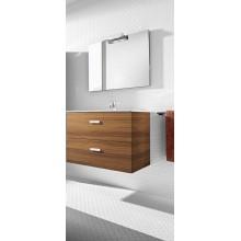 Roca Victoria Basic nábytková sestava Pack 100 cm, barva ořech 7855856222
