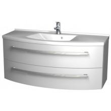 INTEDOOR RONY spodní koupelnová skříňka závěsná s umyvadlem z umělého mramoru RO120/H1511
