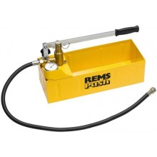 REMS Push ruční zkušební tlaková pumpa s manometrem 115000