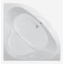 TEIKO Vana Samos rohová 140x140 cm, akrylátová, bílá V111140N04T01001