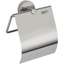 SANELA Nerezový držák na toaletní papír SLZN 09, lesklý 95090