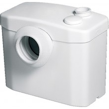 SANIBROY SILENCE WC čerpací stanice na odpadní vodu, SX