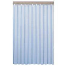 AQUALINE sprchový závěs 180 x 200cm, vinyl modrá 0201004 M