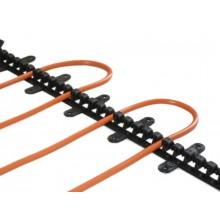 SAPHO Plastová T-lišta pro fixaci kabelu, 50cm 35V235