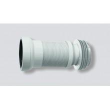 SAPHO flexibilní napojení na WC mísu, 260 - 490 mm IL24500
