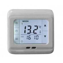 SAPHO Dotykový digitální termostat pro regulaci topných rohoží 124091