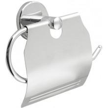 AQUALINE SAMBA držák toaletního papíru s krytem, chrom SB107