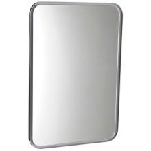 SAPHO FLOAT zrcadlo s LED osvětlením 50x70cm, bílá 22571