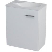SAPHO LATUS II umyvadlová skříňka 42x50x25cm, bílá 55580