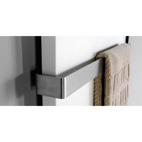SAPHO MAGNIFICA držák ručníků, broušená nerez IRPA15