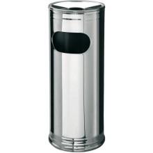 SAPHO Odpadkový koš s popelníkem, chrom 106315032