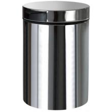 SAPHO Odpadkový koš závěsný 3l, broušená nerez 125115055