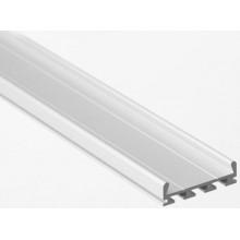 SAPHO LED profil 26x7mm, eloxovaný hliník, 1m KL4574-1