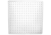 SAPHO SLIM MS565 hlavová sprcha, čtverec 500x500mm, nerez