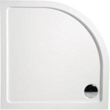 SAPHO STARYL sprchová vanička čtvrtkruh 90x90x4cm RS295