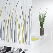 SAPHO GRAS sprchový závěs 180x200cm, multicolor 42385