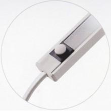 SAPHO Vestavný stmívač/spínač do LED profilů KL8155
