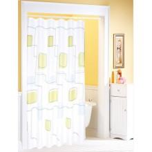 AQUALINE sprchový závěs 180 x 200cm, multicolor 2351