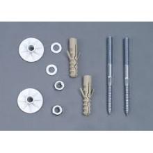 AQUALINE UAK 14 Komplet pro kotvení umyvadel, šroub 10x120 mm 40017