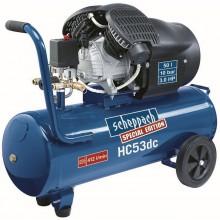 SCHEPPACH HC 53 DC Dvoupístový olejový kompresor 5906102901