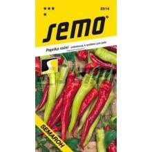 SEMO Paprika sladká SEMAROH 2514