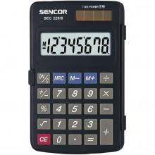SENCOR SEC 229/ 8 DUAL kalkulačka 10001163