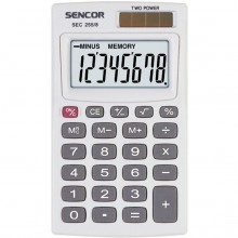 SENCOR SEC 255/ 8 DUAL kalkulačka 10001166