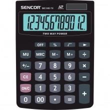 SENCOR SEC 340/ 12 DUAL kalkulačka 10002077