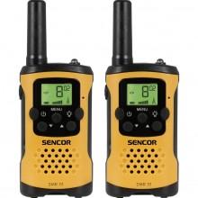 SENCOR SMR 111 TWIN radiostanice 5 km 30015770