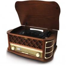SENCOR STT 016 gramofon s USB/SD/FM 35037004