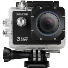 SENCOR 3CAM 2000 ACTION CAM Digitální videokamera 35047578