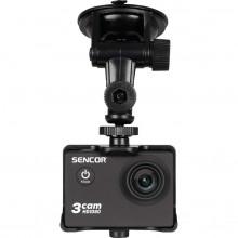 SENCOR 3CAM CAR SET (držák + nabíječka do auta pro akční kamery) 35048291