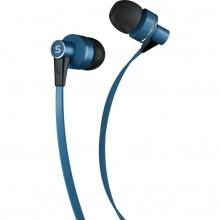 SENCOR SEP 300 MIC BLUE MET sluchátka modrá 35048637