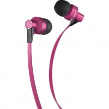 SENCOR SEP 300 MIC PINK MET sluchátka růžová 35048639