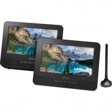 SENCOR SPV 7772TD 18cm přenosné DVD+DVB-T 35048644
