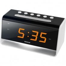 SENCOR SDC 4400 W hodiny s budíkem LED 35048704