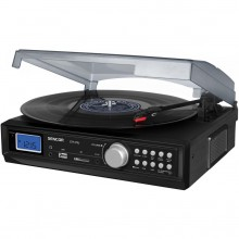 SENCOR STT 211U gramofon s USB/SD/FM 35048873