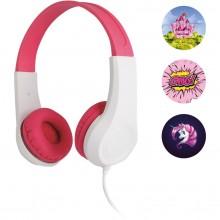 SENCOR GIRLS SEP 275BK sluchátka růžová 35050187
