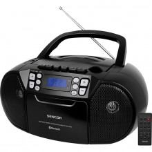 SENCOR SPT 3907 B rádio s CD/USB/BT/KAZE 35050782