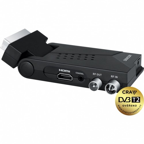 SENCOR SDB 550T H.265(HEVC) DVB-T přijímač 35051122