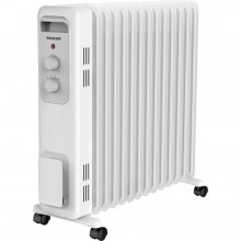 SENCOR SOH 3213WH olejový radiátor bílý 41008782